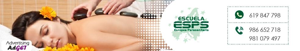 cursos de masaje, cursos de quiromasaje ESPS