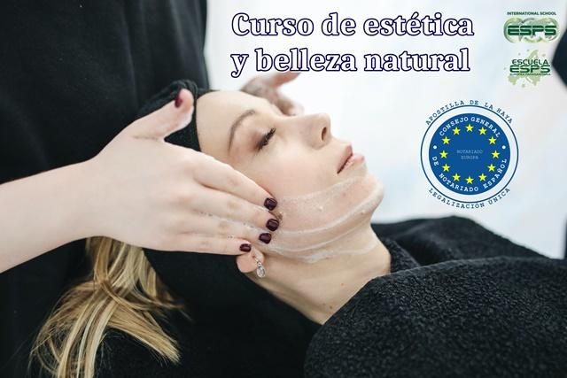 curso de estética natural
