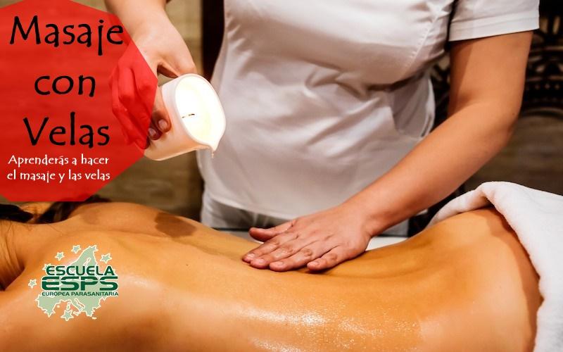 cursos de masajes con velas